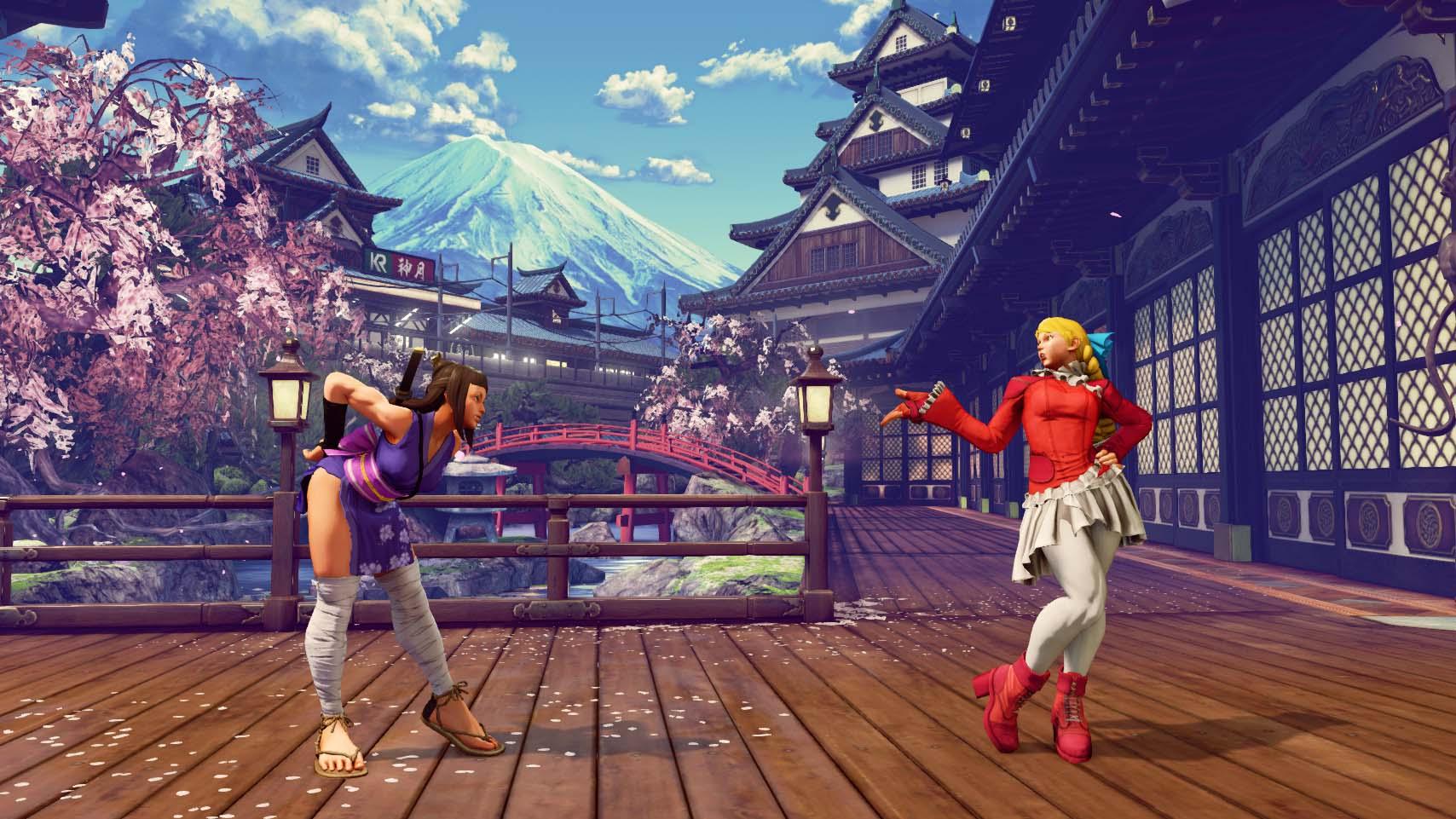 Photo of Actualização de Junho para Street Fighter 5 inclui novos fatos e cenários
