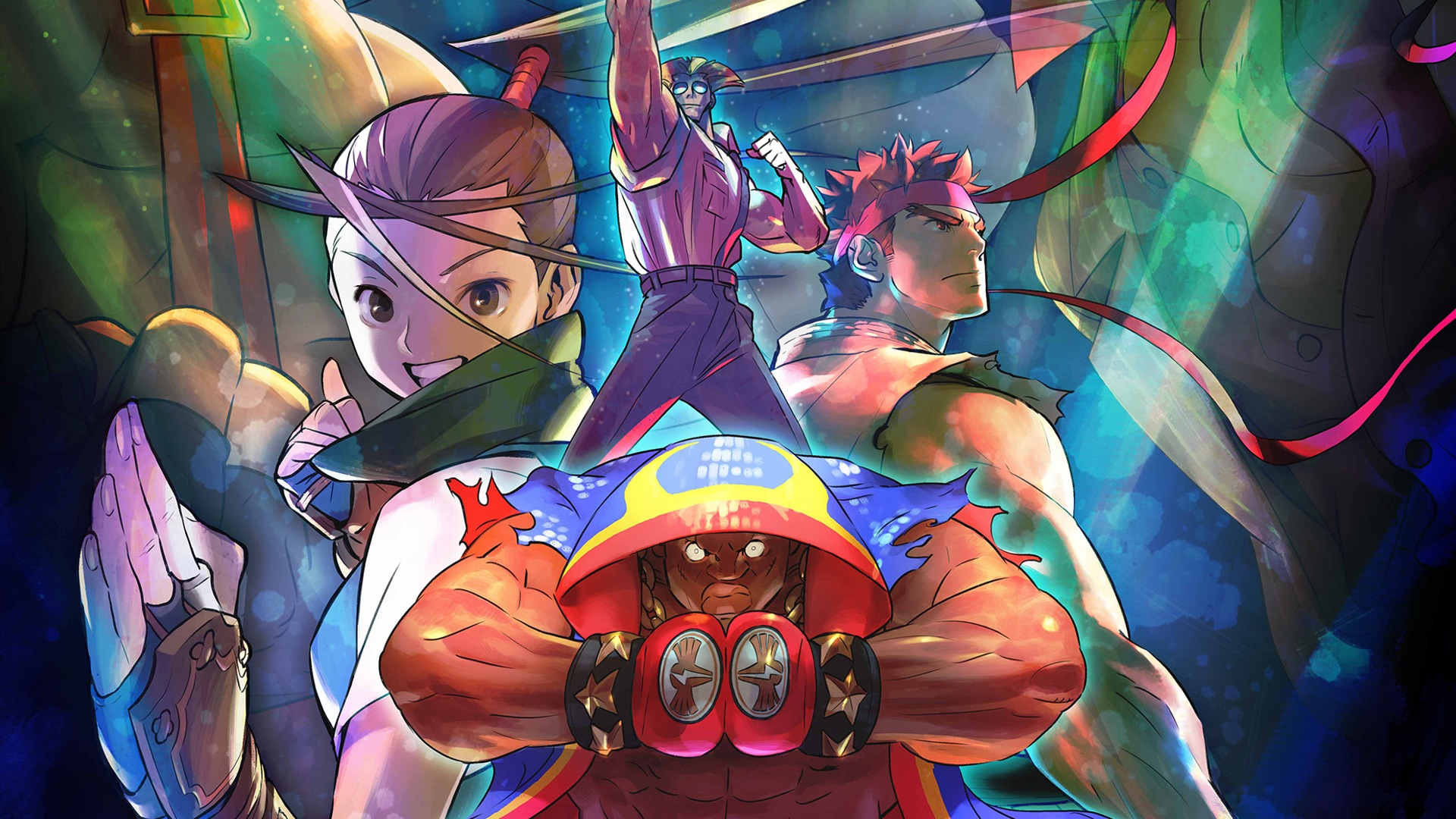 Photo of Street Fighter V – A Shadow Falls Story Trailer