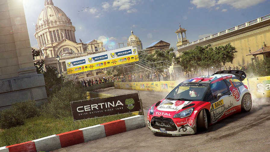 Photo of WRC 6 – Gameplay Trailer