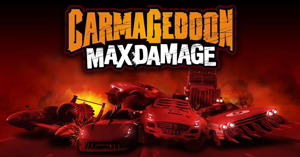 Photo of Carmageddon: Max Damage