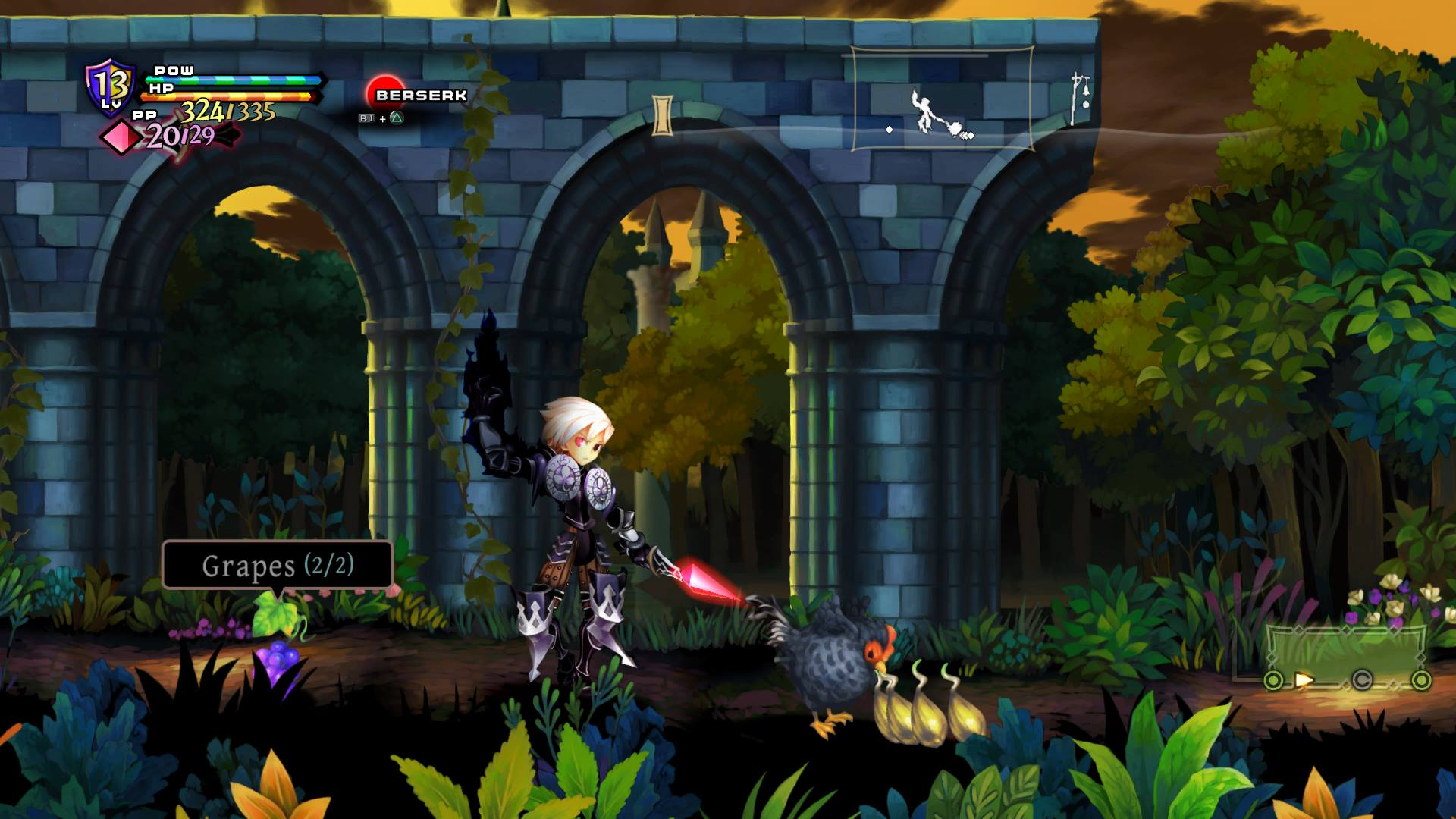 odin sphere ps4 review 2