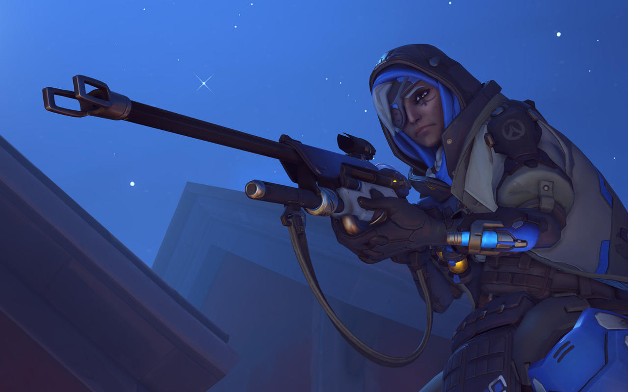 Photo of Overwatch – Ana: Declassified