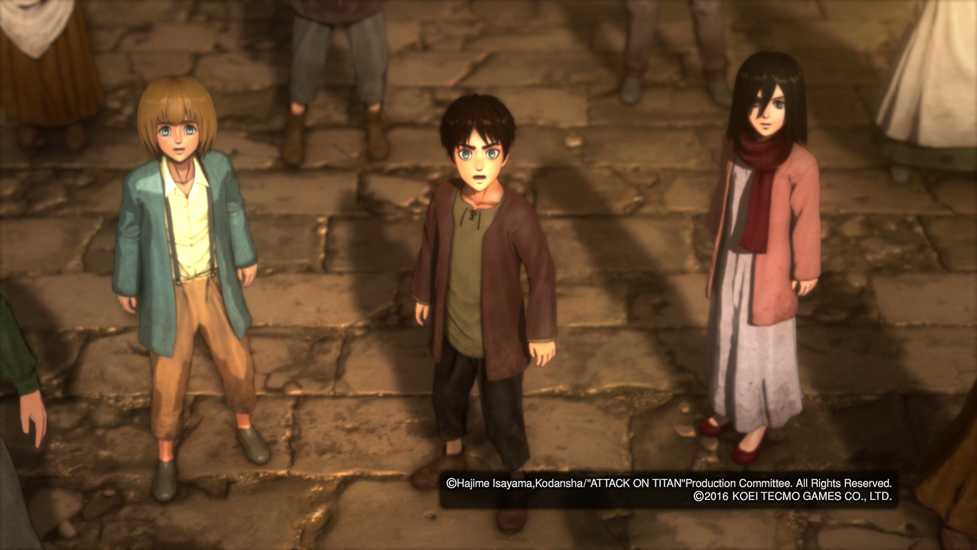 AOT Wings of Freedom review 2
