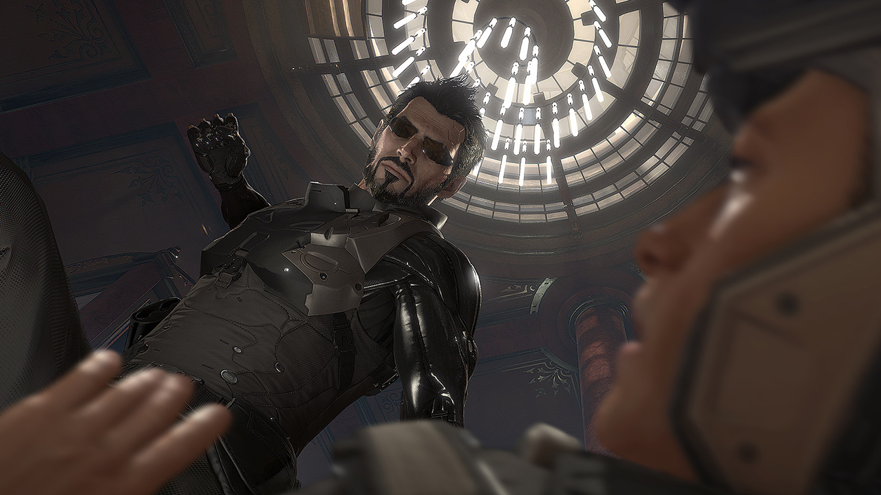 Deus Ex Mankind Divided review screen 2