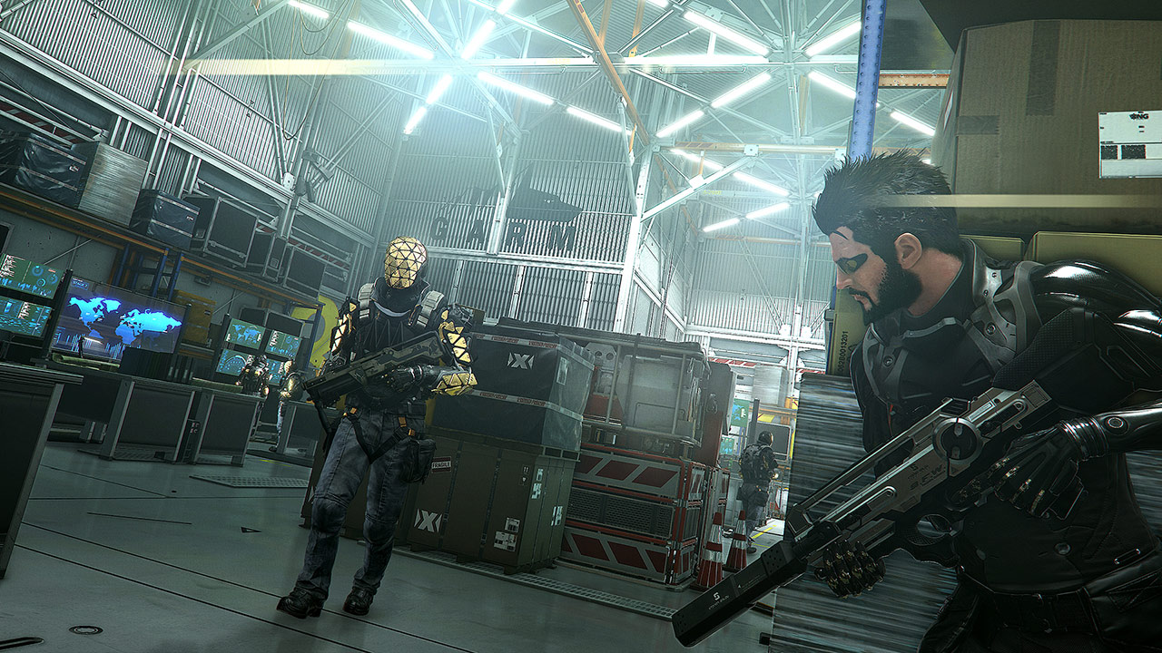 Deus Ex Mankind Divided review screen 3
