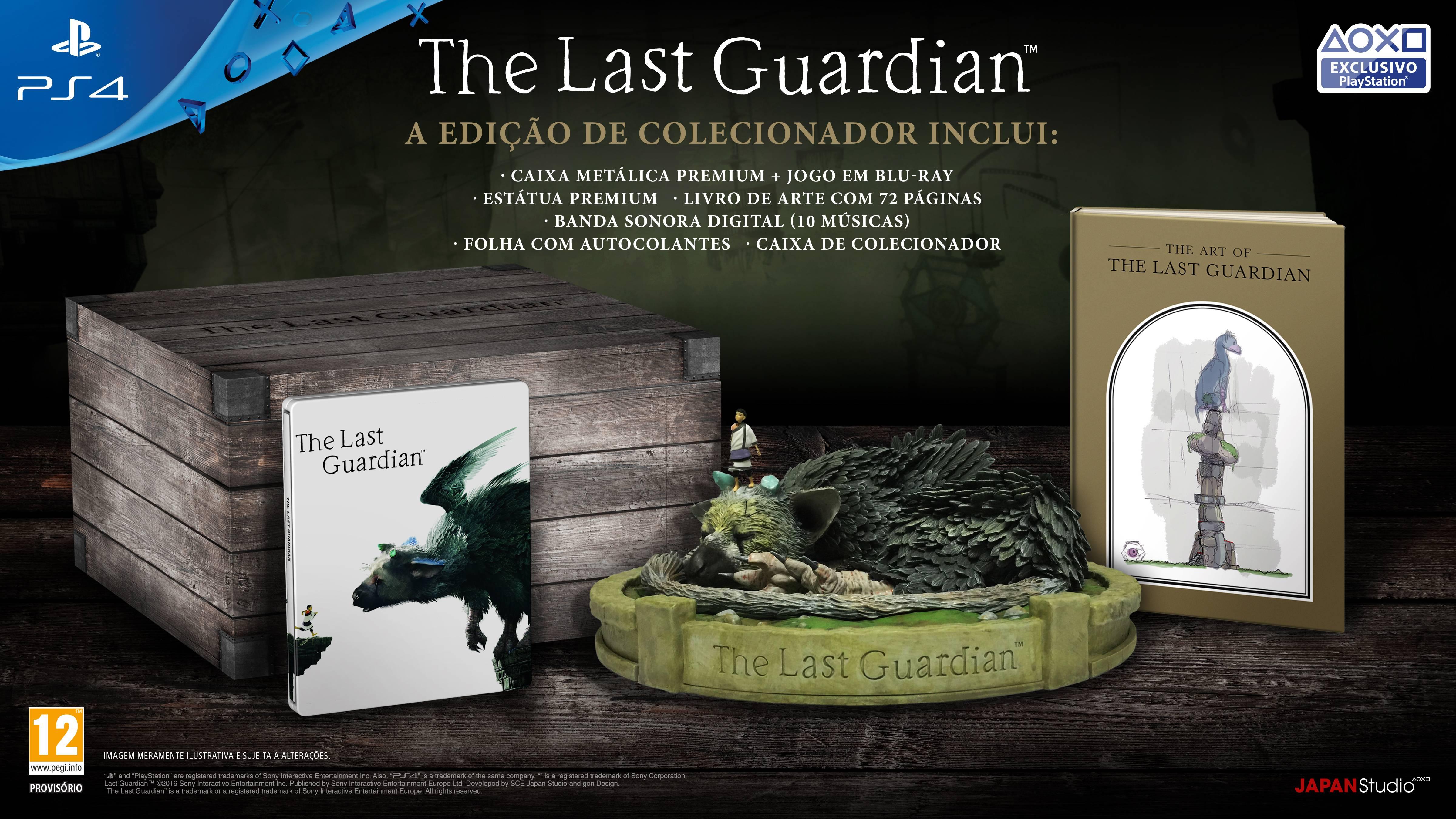 TLG edição colecionador