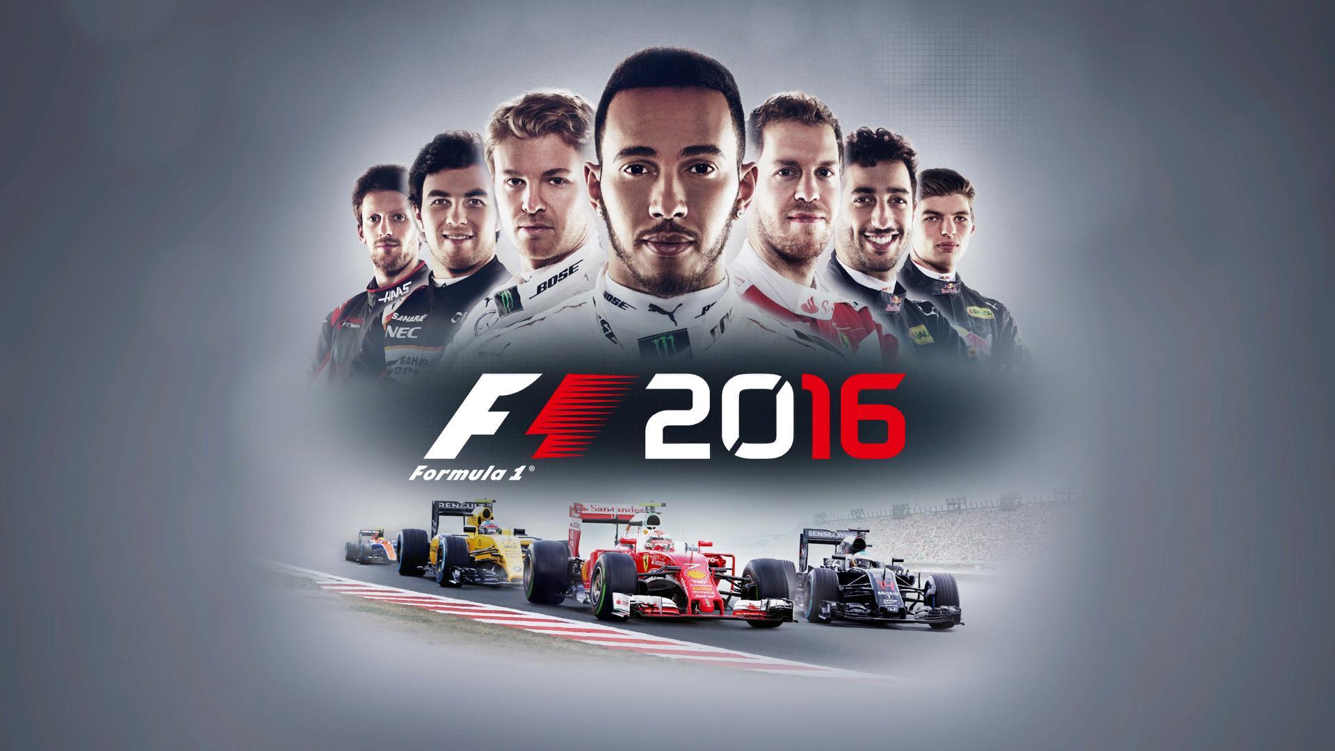 Photo of F1 2016