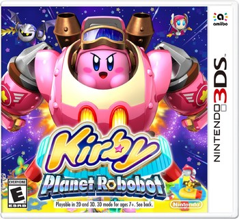 Photo of Kirby: Planet Robobot