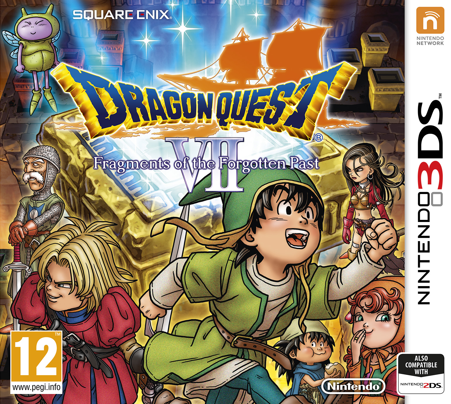 Photo of Dragon Quest VII: Fragments of the Forgotten Past