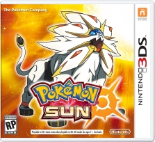 Photo of Pokémon Sun & Moon