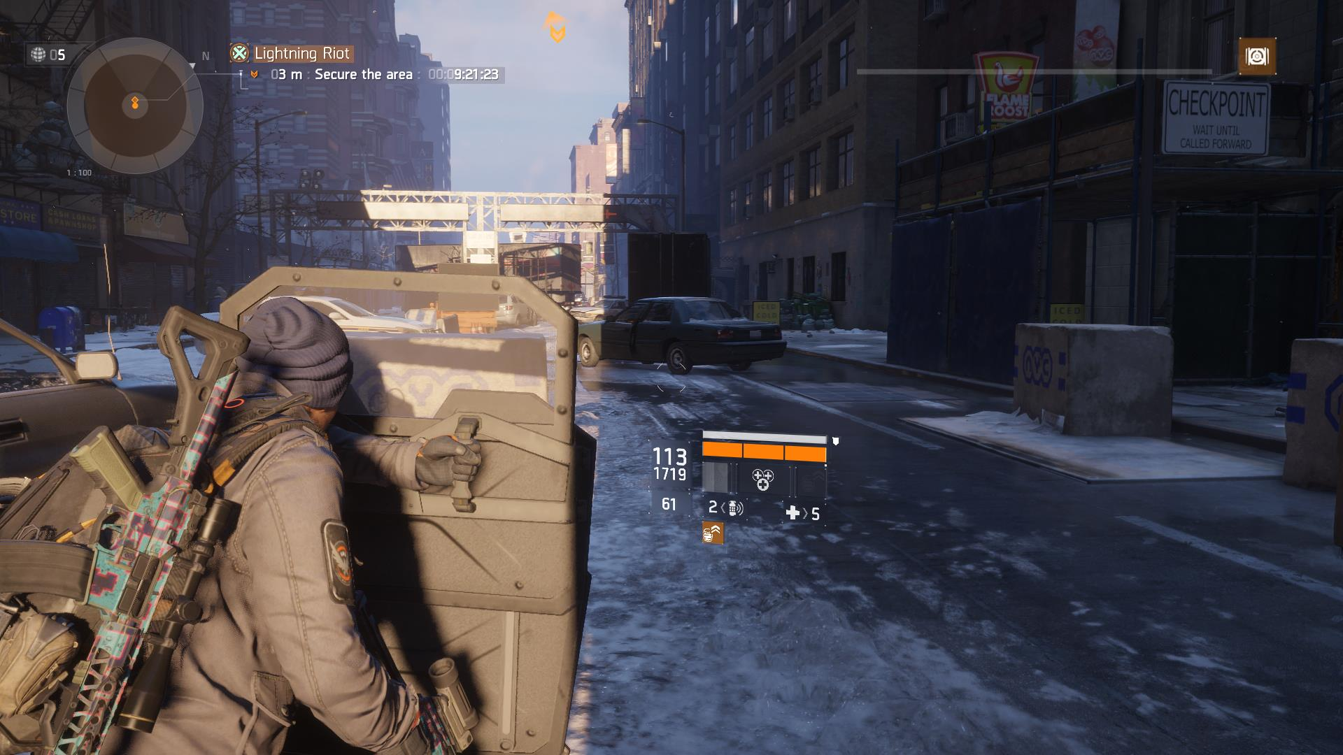 Image Result For The Division Build Ballistic Shield
