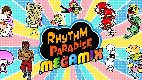 Photo of Rhythm Paradise Megamix