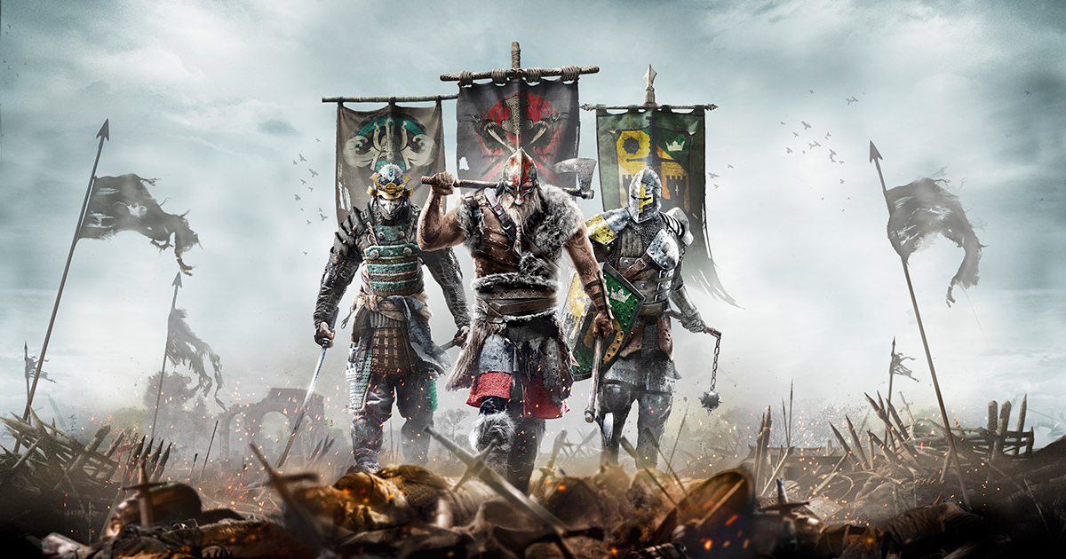 Photo of For Honor: Trailers dos Heróis