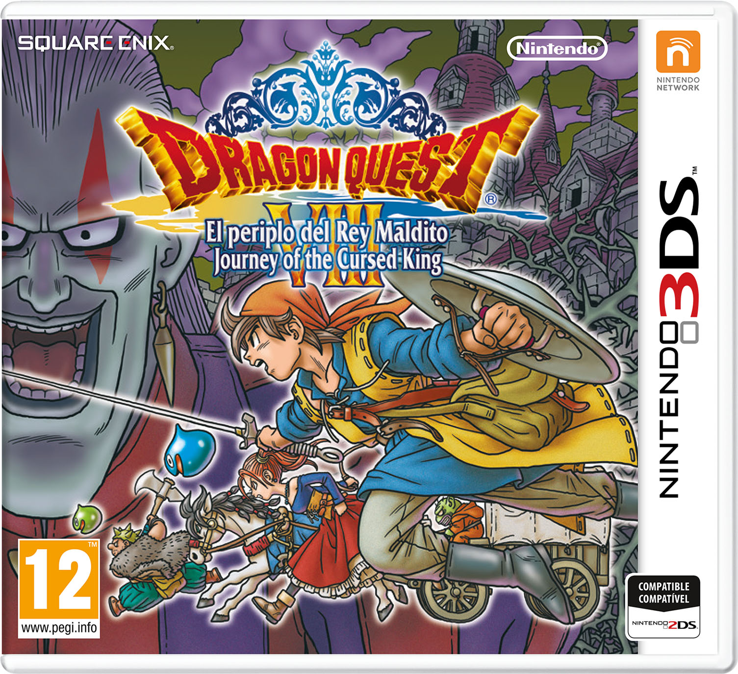 Photo of Dragon Quest VIII: Journey of the Cursed King