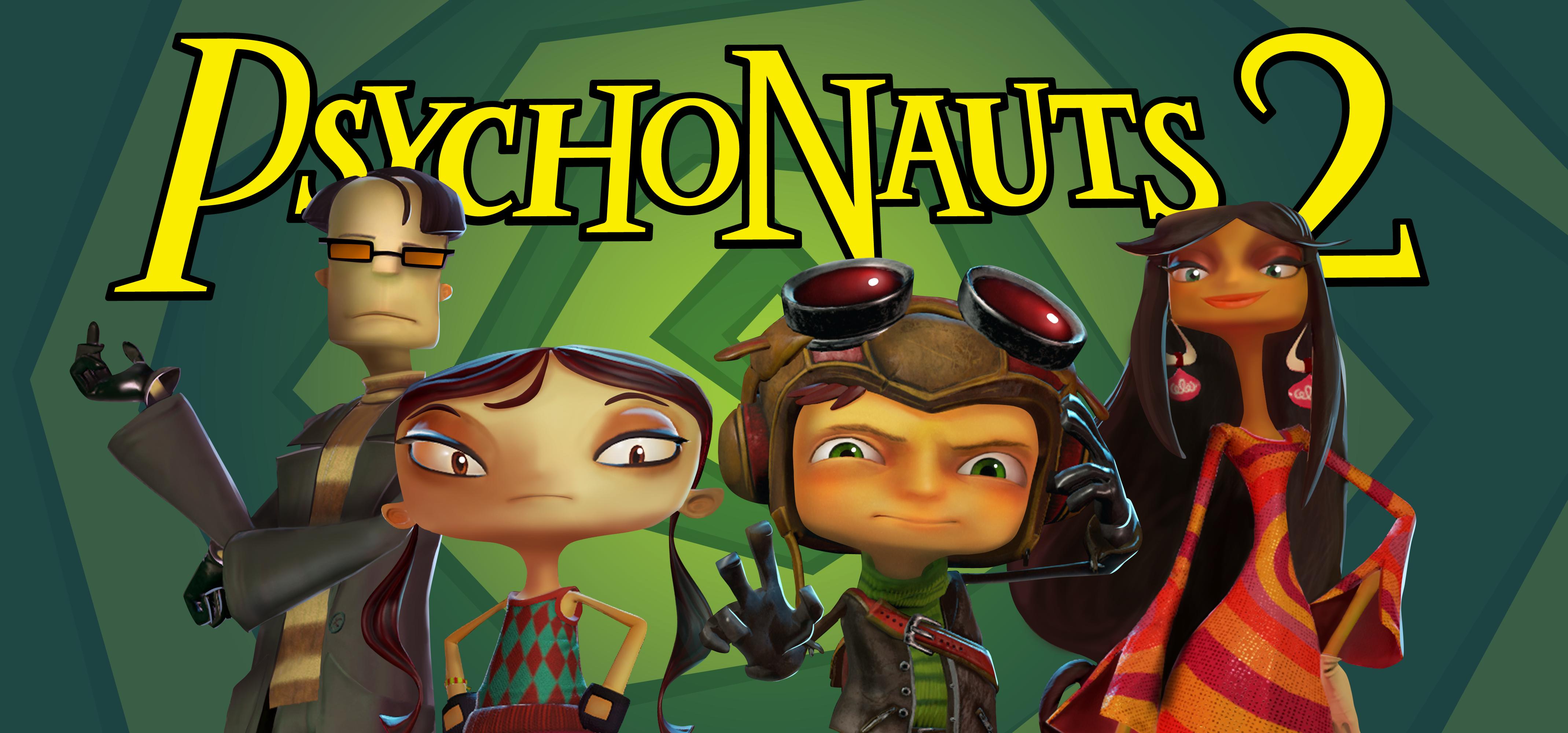 Photo of Psychonauts 2 em desenvolvimento