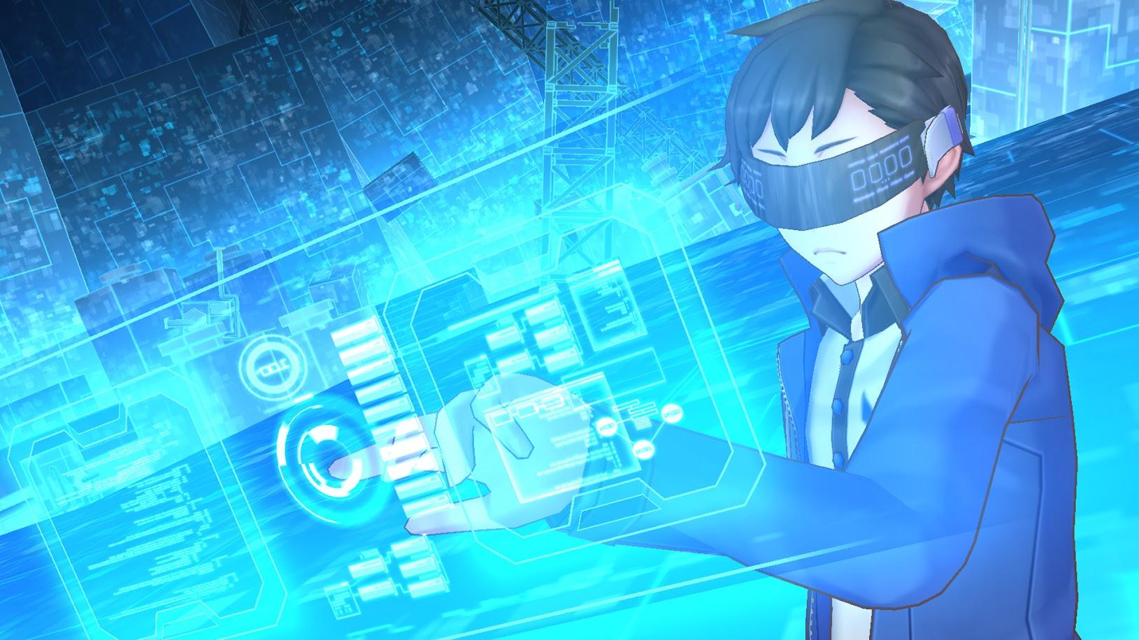 Photo of Novas imagens de Digimon Story: Cyber Sleuth – Hacker's Memory