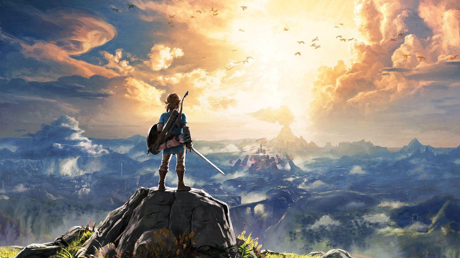 Photo of The Legend of Zelda: Breath of the Wild