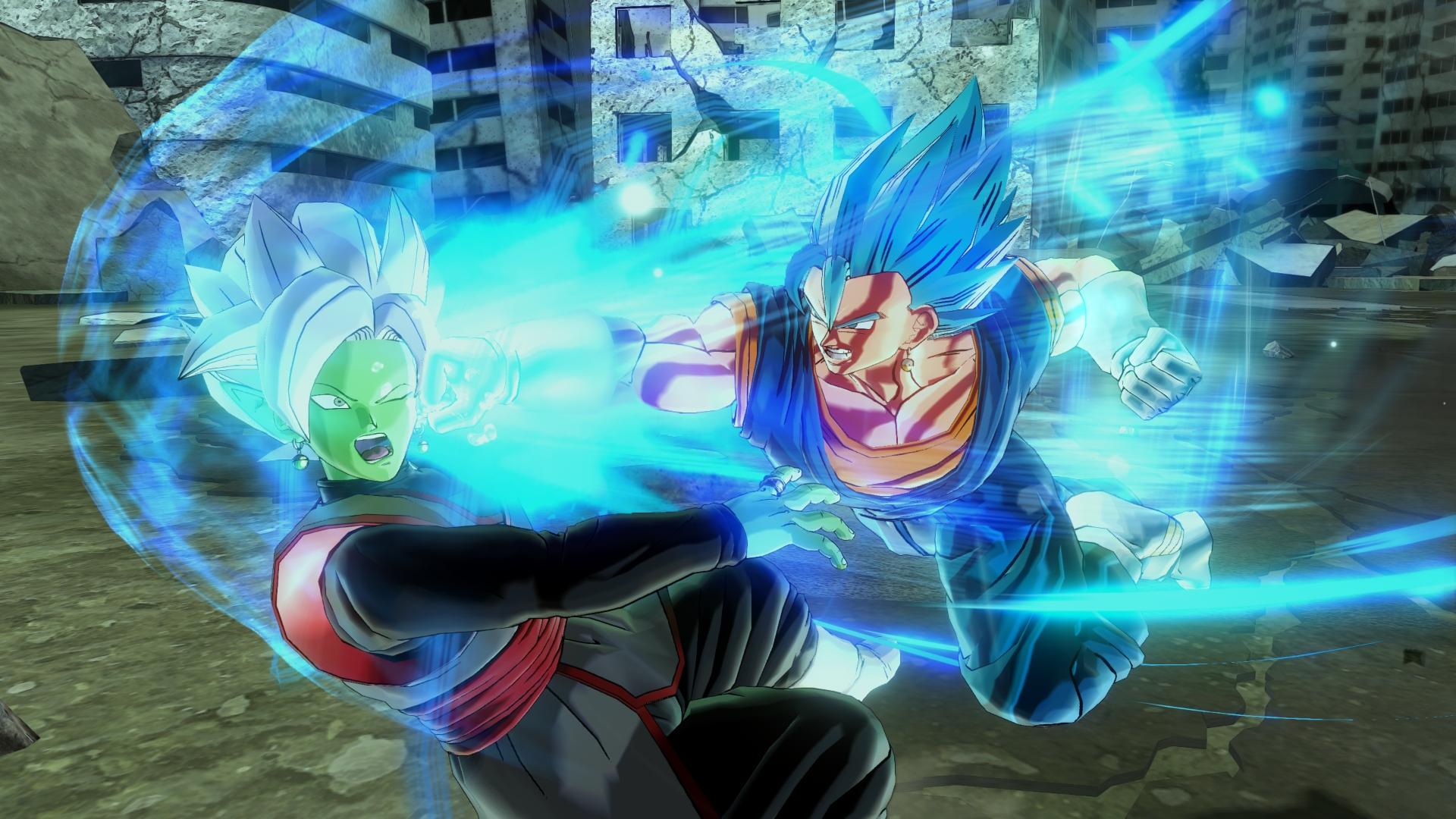 Photo of Já está disponível o quarto DLC para Dragon Ball Xenoverse 2