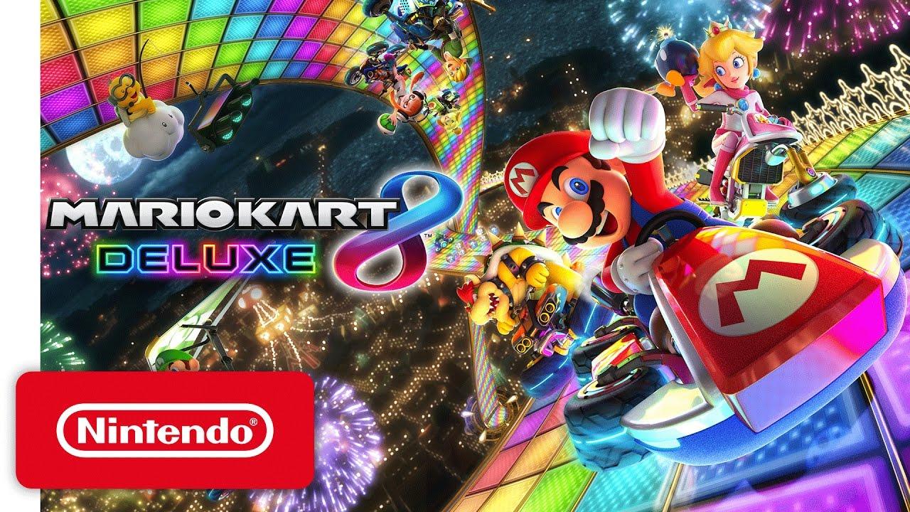 Photo of Mario Kart 8 Deluxe