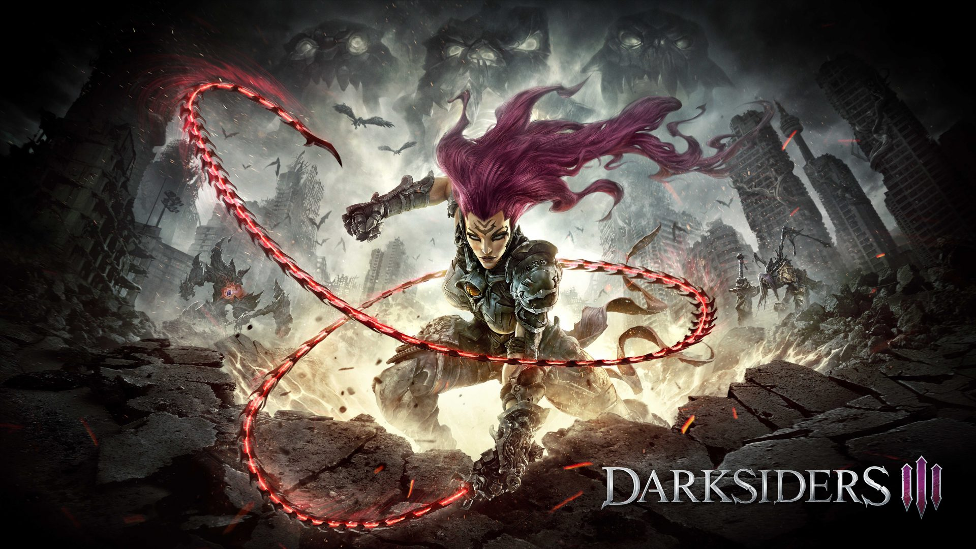 Photo of THQ Nordic revela novo vídeo gameplay de Darksiders 3