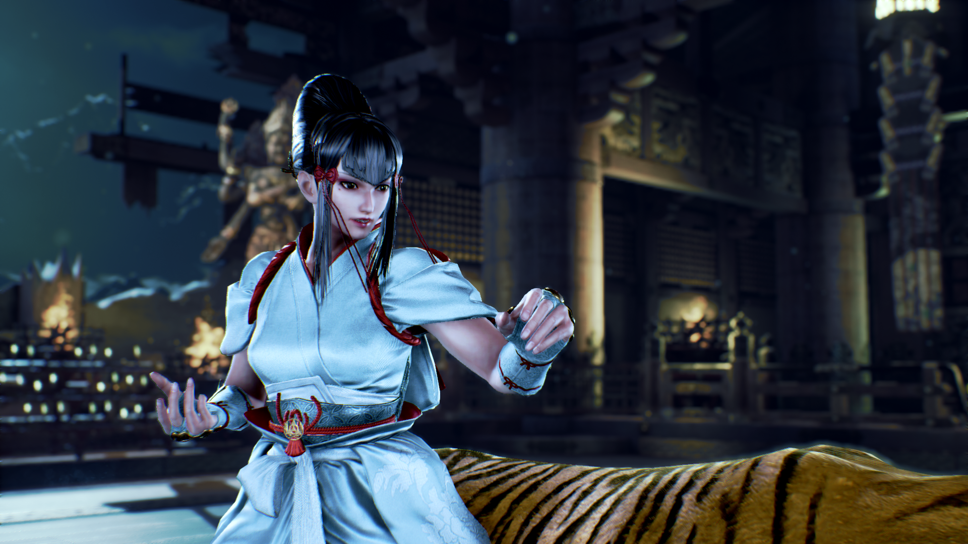 Photo of Tekken 7 –  Kazumi VS Lee Gameplay