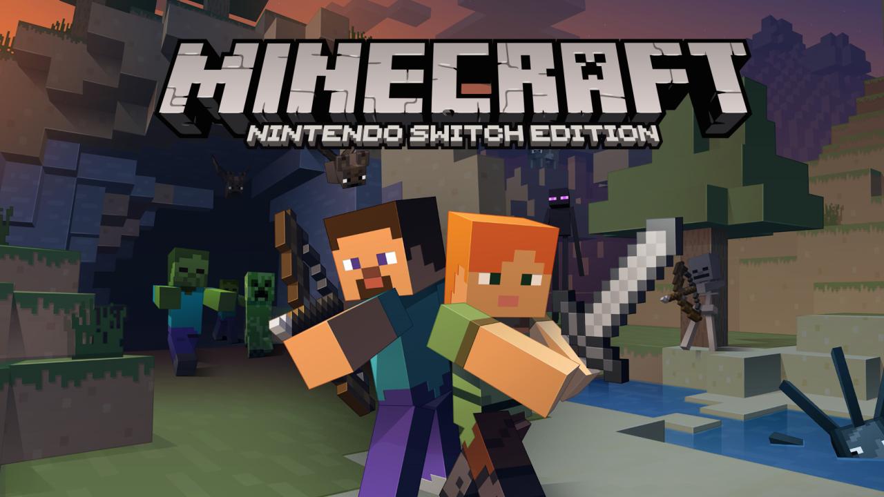 Photo of Minecraft: Nintendo Switch Edition – Trailer de lançamento