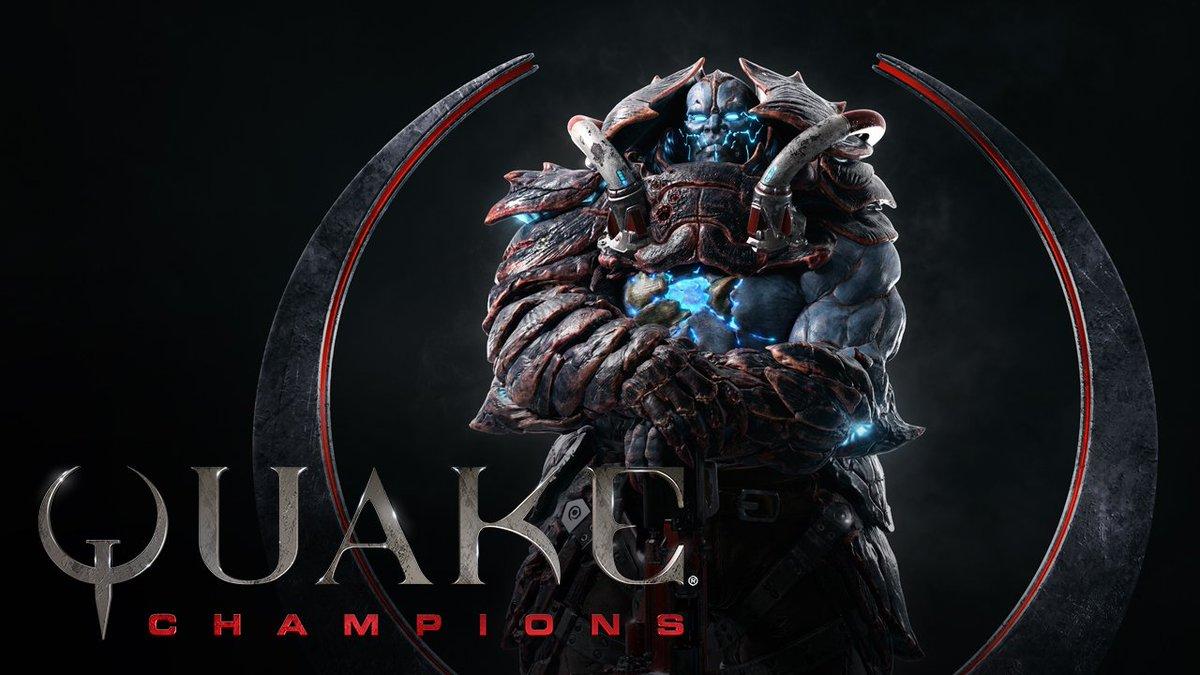 Photo of Antevisão Quake Champions