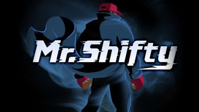 Photo of Mr. Shifty