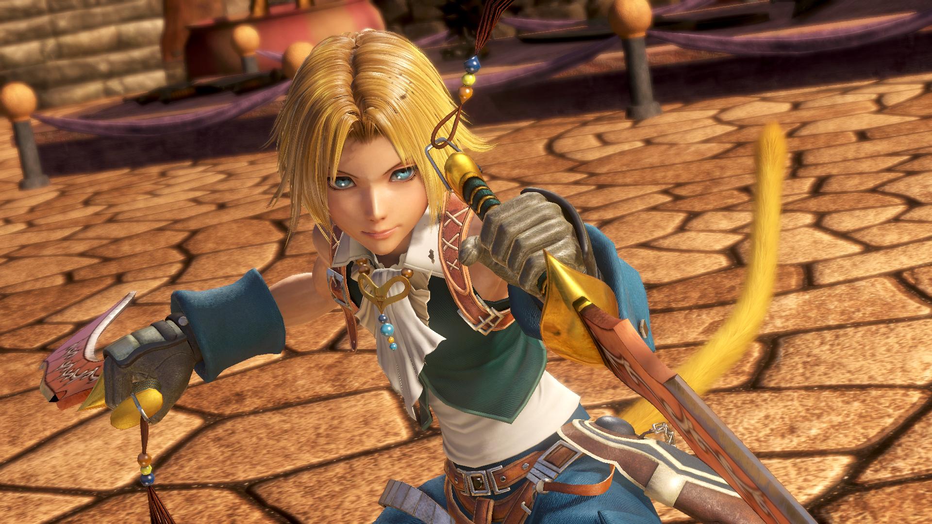 Photo of Dissidia Final Fantasy NT já tem data de lançamento