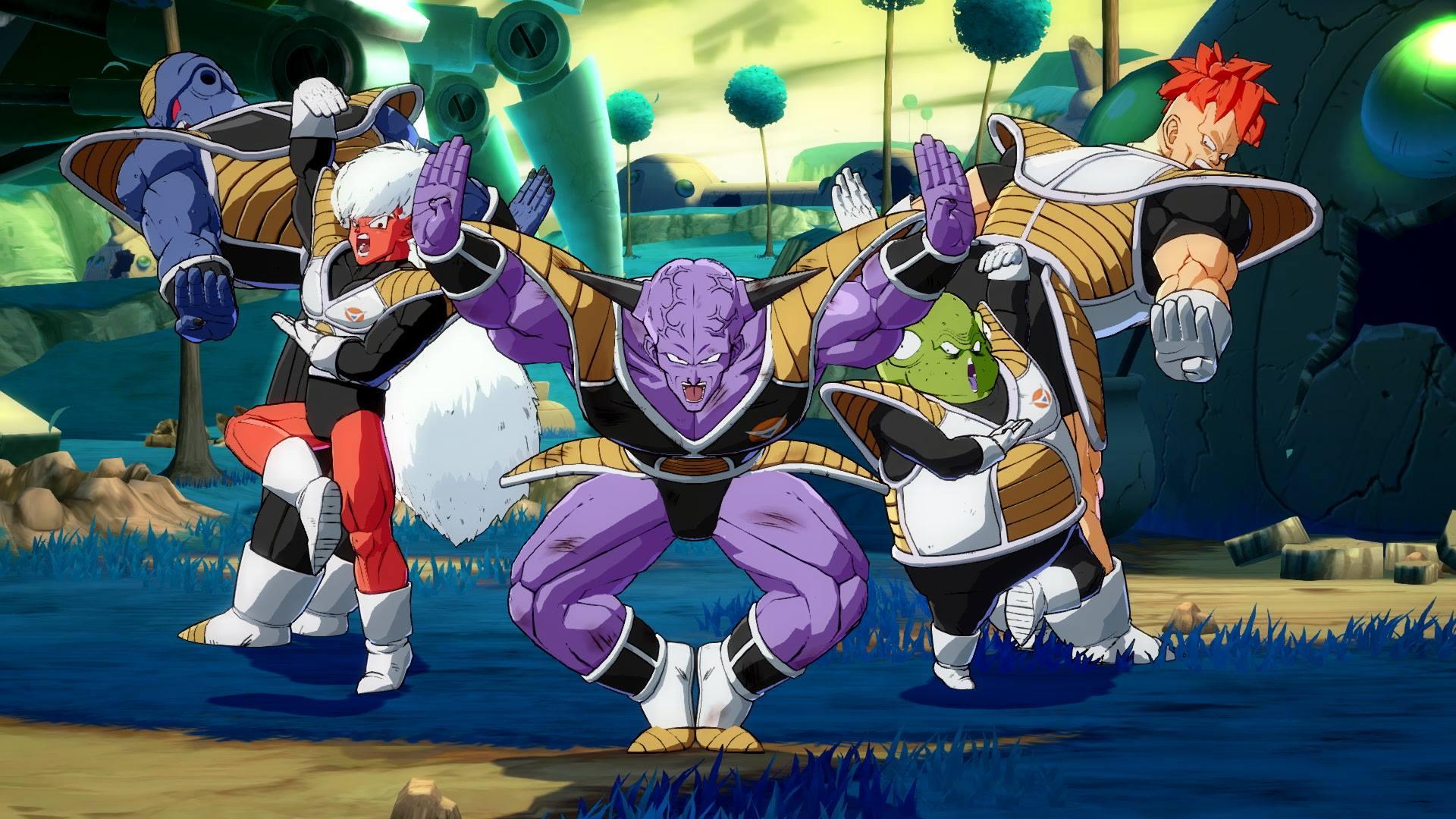Photo of Dragon Ball FighterZ recebe um novo conjunto de imagens