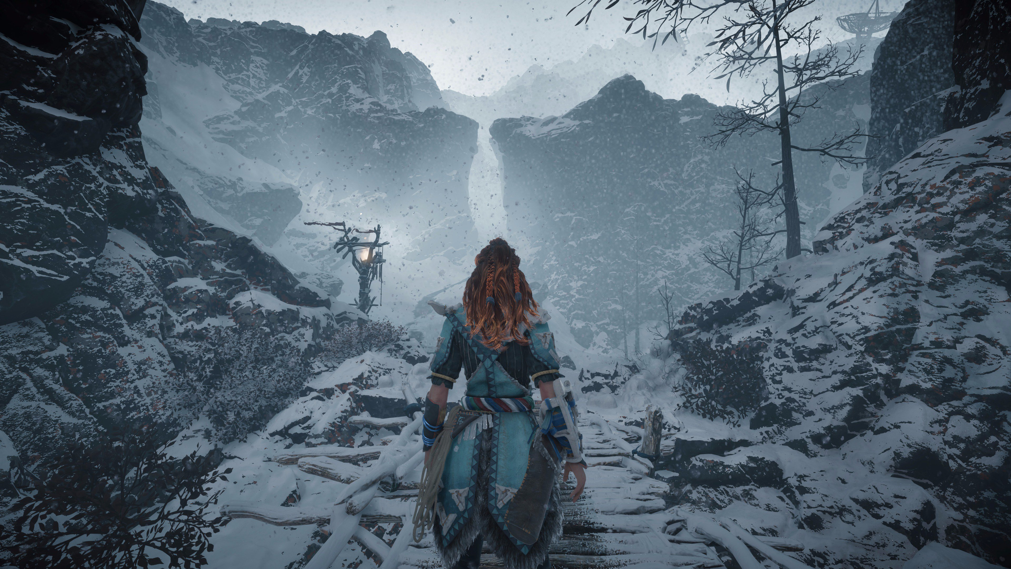 Photo of Reveladas novas imagens da expansão para Horizon: Zero Dawn