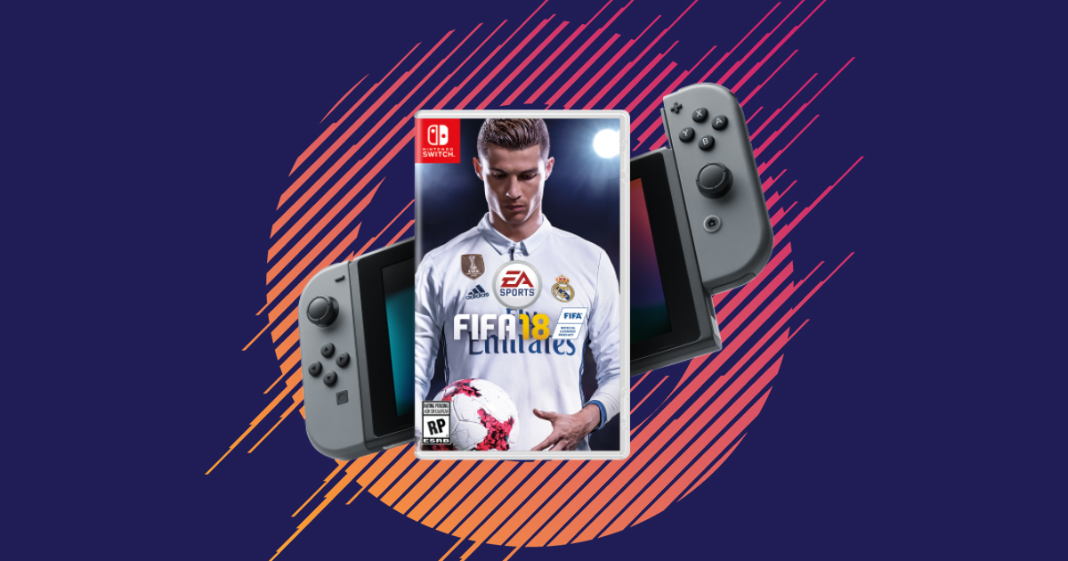 Photo of FIFA 18: Switch