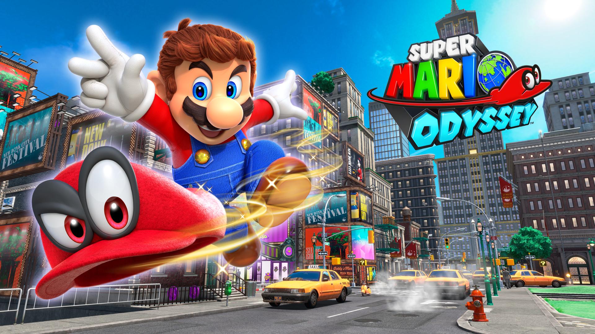 Photo of Super Mario Odyssey