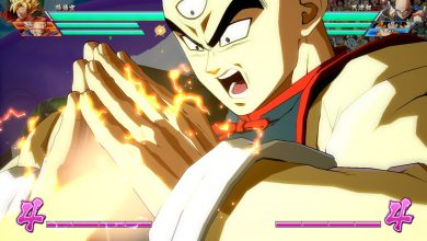 Photo of Tien em destaque no novo vídeo de Dragon Ball FighterZ