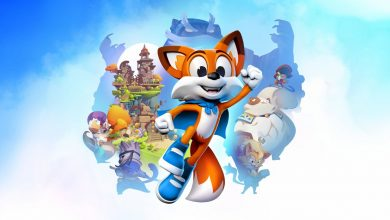 Photo of Super Lucky's Tale