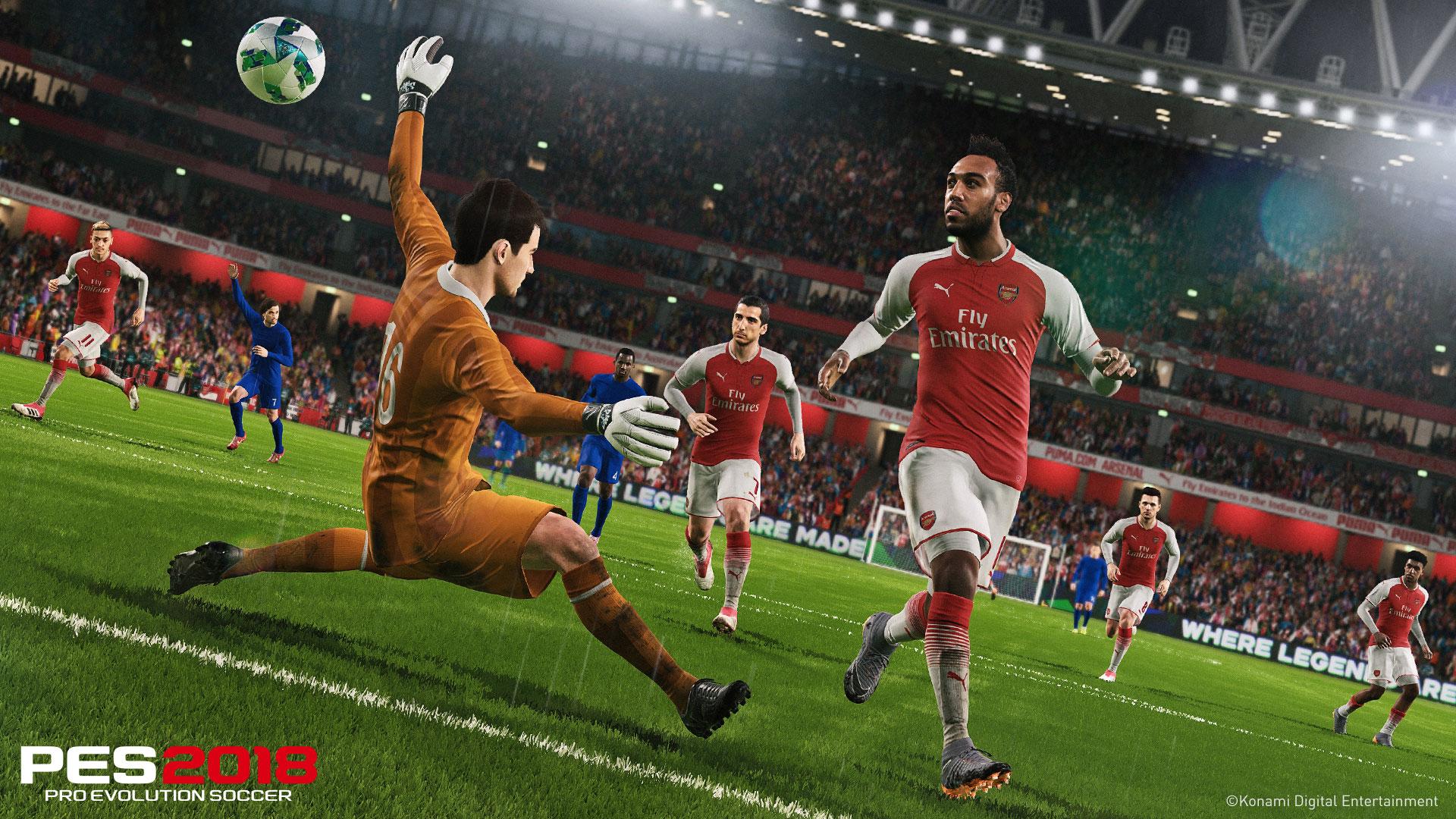 PES 2018 recebe hoje o Data Pack 3.0 – ZWAME Jogos