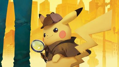 Photo of Detective Pikachu