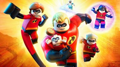 Photo of LEGO The Incredibles