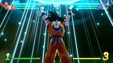 Photo of Dragon Ball FighterZ: Primeiras imagens do Base Goku e Base Vegeta