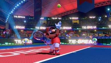 Photo of Mario Tennis Aces