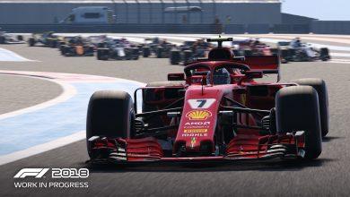 Photo of F1 2018 recebe um novo conjunto de imagens