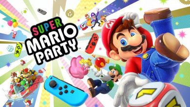Photo of Super Mario Party