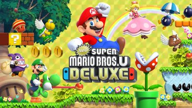 Photo of New Super Mario Bros. U Deluxe
