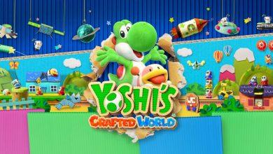 Photo of Yoshi's Crafted World