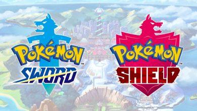 Photo of Top Reino Unido: Pokémon Sword e Shield estreiam-se em grande