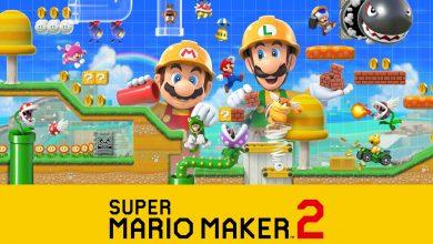 Photo of Super Mario Maker 2