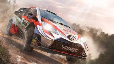 Photo of WRC 8