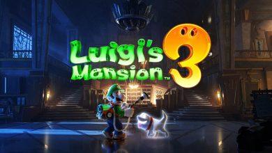 Photo of Luigi's Mansion 3