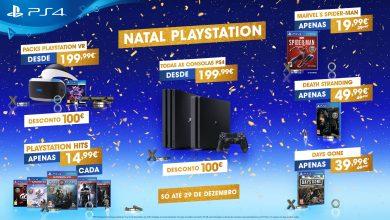 Photo of Consolas PS4 vão estar com 100€ desconto até 29 de Dezembro