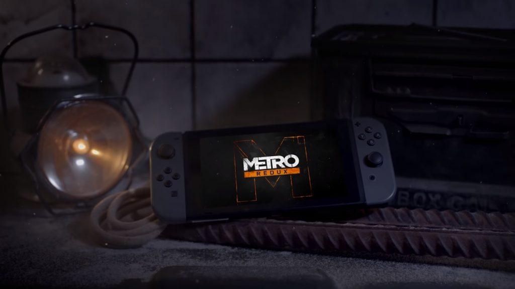 Inclui as versões definitivas de Metro 2033 e Metro: Last Light.